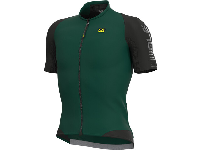 Alé Cycling Off-Road MTB Attack Jersey Korte Mouwen Heren, dark green